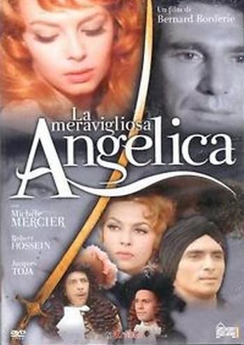 La meravigliosa Angelica locandina 3
