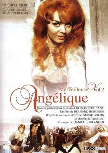 La meravigliosa Angelica locandina 4