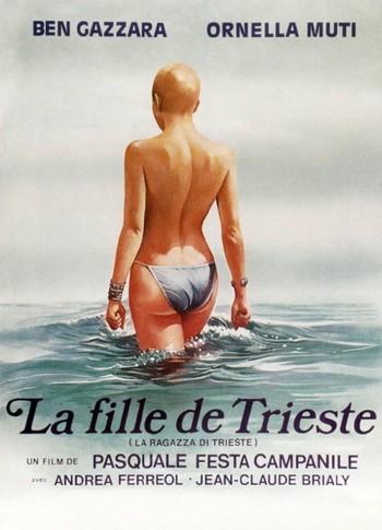 La ragazza di Trieste locandina