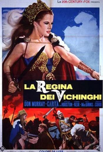 La regina dei Vichinghi locandina 2