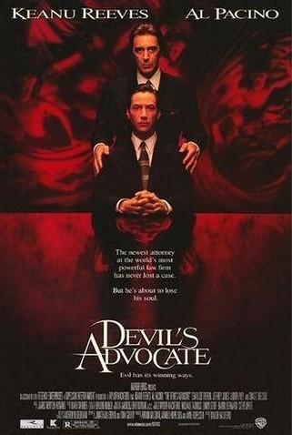 L'avvocato del diavolo locandina 2