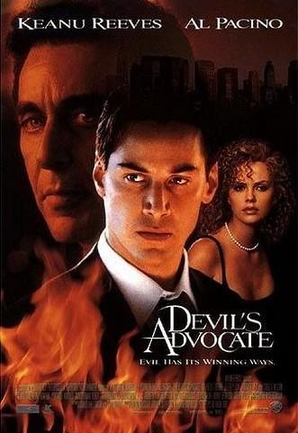 L'avvocato del diavolo locandina
