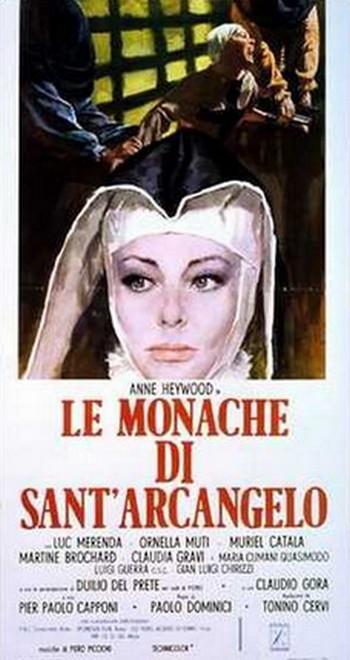 Le monache di Sant'Arcangelo locandina