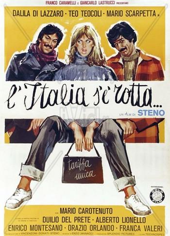 L'Italia s'è rotta locandina