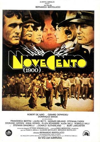 Novecento locandina 1