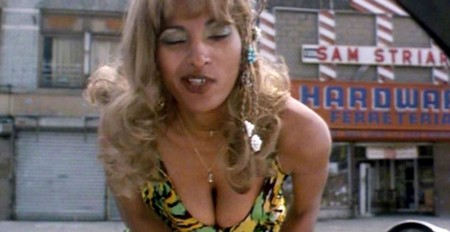 Pam Grier Fort apache the Bronx