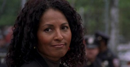 Pam grier Law & Order Special Victims Unit