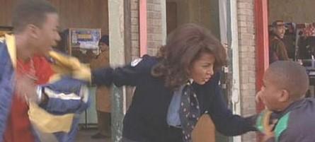 Pam Grier Mars Attaks!