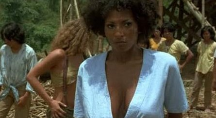 Pam Grier The big bird cage