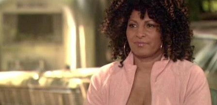 Pam Grier The L- world