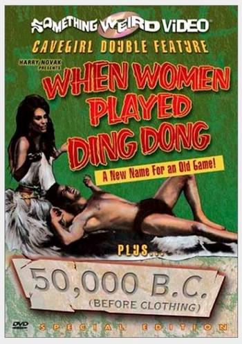Quando gli uomini armarono la clava e... con le donne fecero din-don locandina 2
