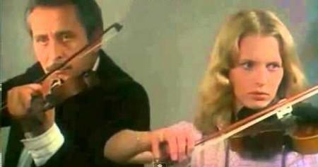 Rena Niehaus Il maestro di violino