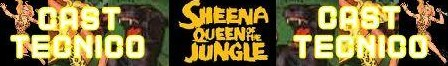 Sheena banner cast