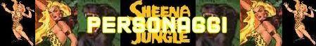 Sheena banner personaggi