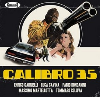Sound Calibro 35