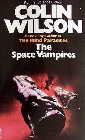 Space vampires romanzo