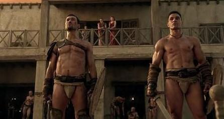 Spartacus sangue e sabbia 1