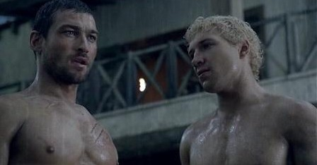 Spartacus sangue e sabbia 2