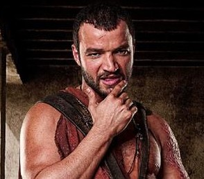 Spartacus sangue e sabbia foto 8