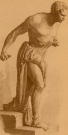 Spartacus sangue e sabbia foto storica 2