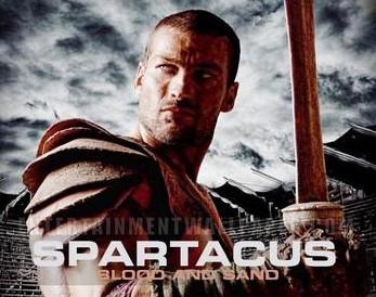 Spartacus sangue e sabbia locandina 2