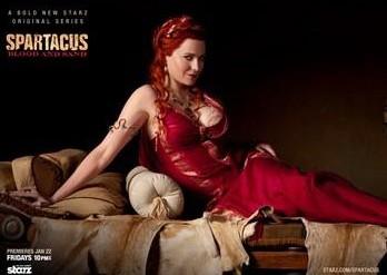 Spartacus sangue e sabbia locandina 3