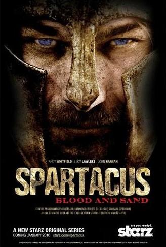 Spartacus sangue e sabbia locandina