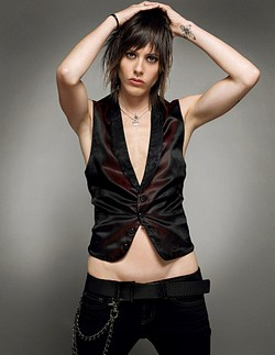 The L world Katherine Moennig