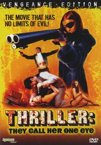 Thriller, a cruel picture locandina
