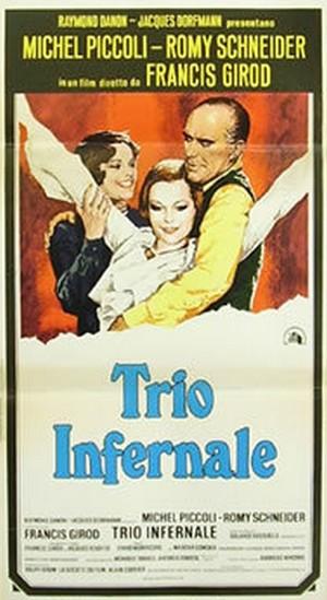 Trio infernale locandina