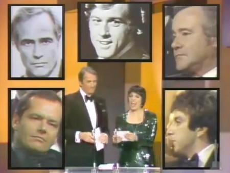 1974 presentatori Peck e Minnelli 2