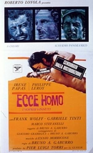 Ecce homo i sopravvissuti locandina 1