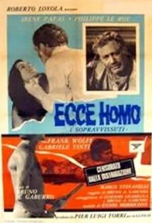 Ecce homo i sopravvissuti locandina 2