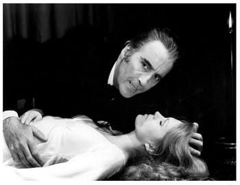 I satanici riti di Dracula Christopher Lee