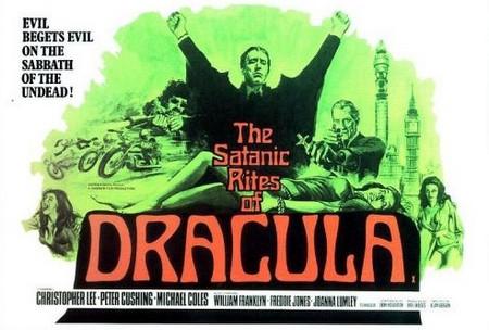 I satanici riti di Dracula lobby card 0