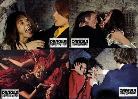 I satanici riti di Dracula lobby card 3