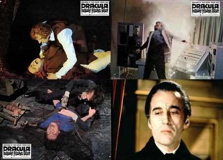 I satanici riti di Dracula lobby card 4