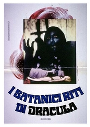 I satanici riti di Dracula locandina italiana 2
