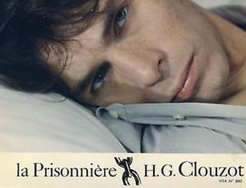 La prigioniera lobby card 3