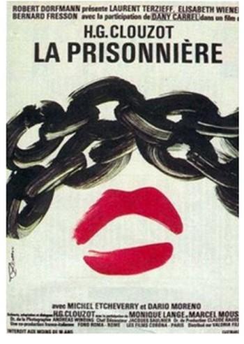 La prigioniera locandina 1