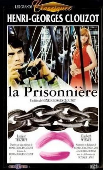La prigioniera locandina 2