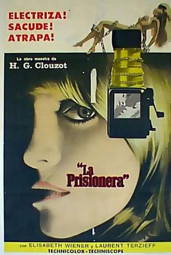 La prigioniera locandina 4
