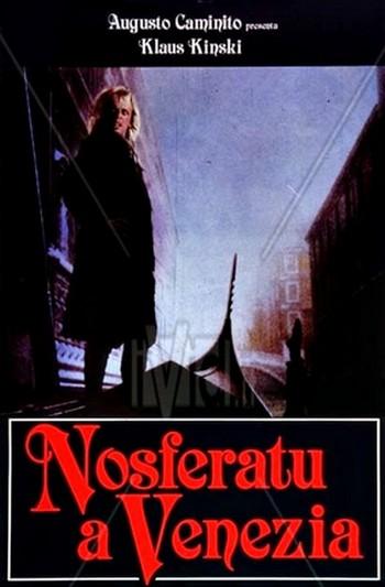 Nosferatu a Venezia locandina