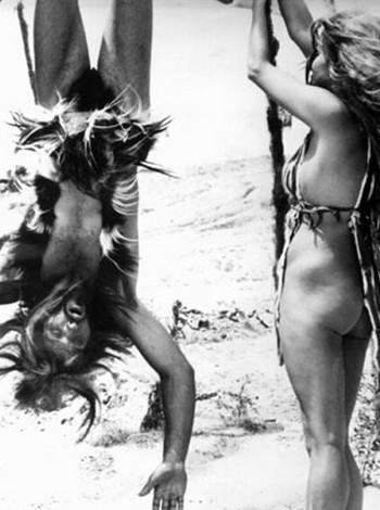 Quando le donne avevano la coda foto 4