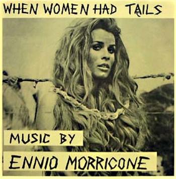 Quando le donne avevano la coda locandina sound