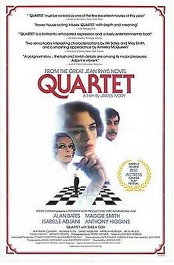 Quartet locandina 1
