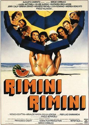 Rimini Rimini locandina