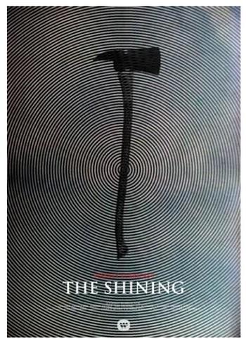 Shining locandina 6