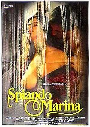 Spiando Marina locandina