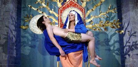 Ursula Andress Die Vogelpredigt